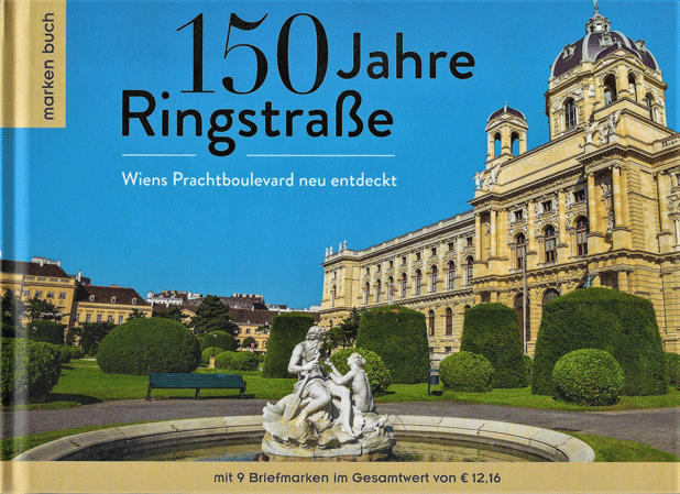 150 Jahre Ringstrasse | Autor: Wolfgang Salomon