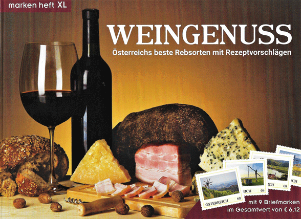 Weingenuss | Autor: Wolfgang Salomon