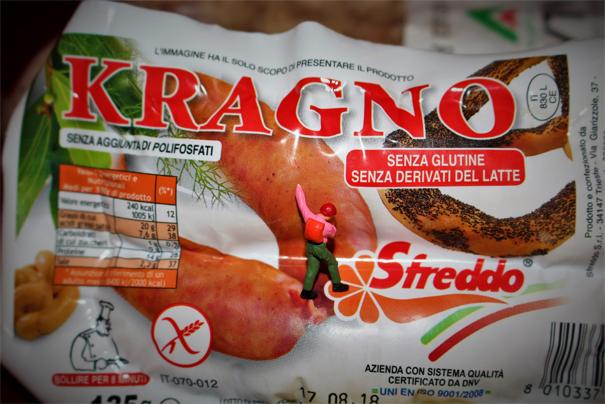 Spezerei | Produkte | Eintopf | Salsiccia Kragno